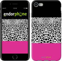 """Чехол на iPhone 7 Шкура леопарда v3 """"2723c-336-4848"""""""
