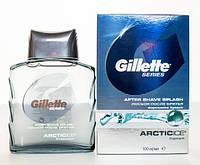 Лосьон после бритья Gillette Series Arctic Ice Бодрящий 100 мл
