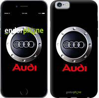 """Чехол на iPhone 6s Audi. Logo v2 """"3105c-90-4848"""""""
