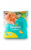 Подгузники Pampers New Baby-Dry Mini 2 для детей 3-6 кг 94шт