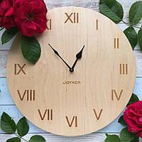 Часы настенные Римские цифры