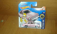 Машинка Hot Wheels 5785 THE SIMPSONS