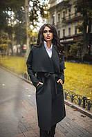 Женское пальто, кашемир Турция  (42-48) — купить дешево оптом от производителя в одессе 7км