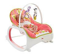 Кресло- качалка с вибрацией Fisher-Price Infant-to-Toddler Rocker