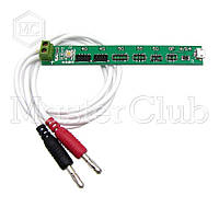 Кабеля для блоков питания  с разъёмами для подключения АКБ iPhone 4/4s/5/5c/5s/6/6 Plus