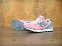 Женские кроссовки New Balance 996 розовые 36, фото 1