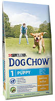 Корм для щенков Purina Dog Chow Junior Chicken & Rice