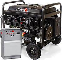 Бензиновый генератор Matari BS7000E-ATS