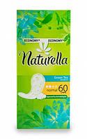 Ежедневные прокладки Naturella Green Tea Magic Normal гигиенические 60шт