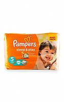 Подгузники Pampers Sleep & Play Junior 5 для детей 11-18 кг 42шт