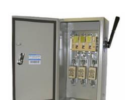 Ящик с рубильником и предохранителями ЯРП-400 250A Ip54