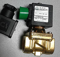 Клапан электромагнитный непрямого действия 21W6KE(V)400, Италия