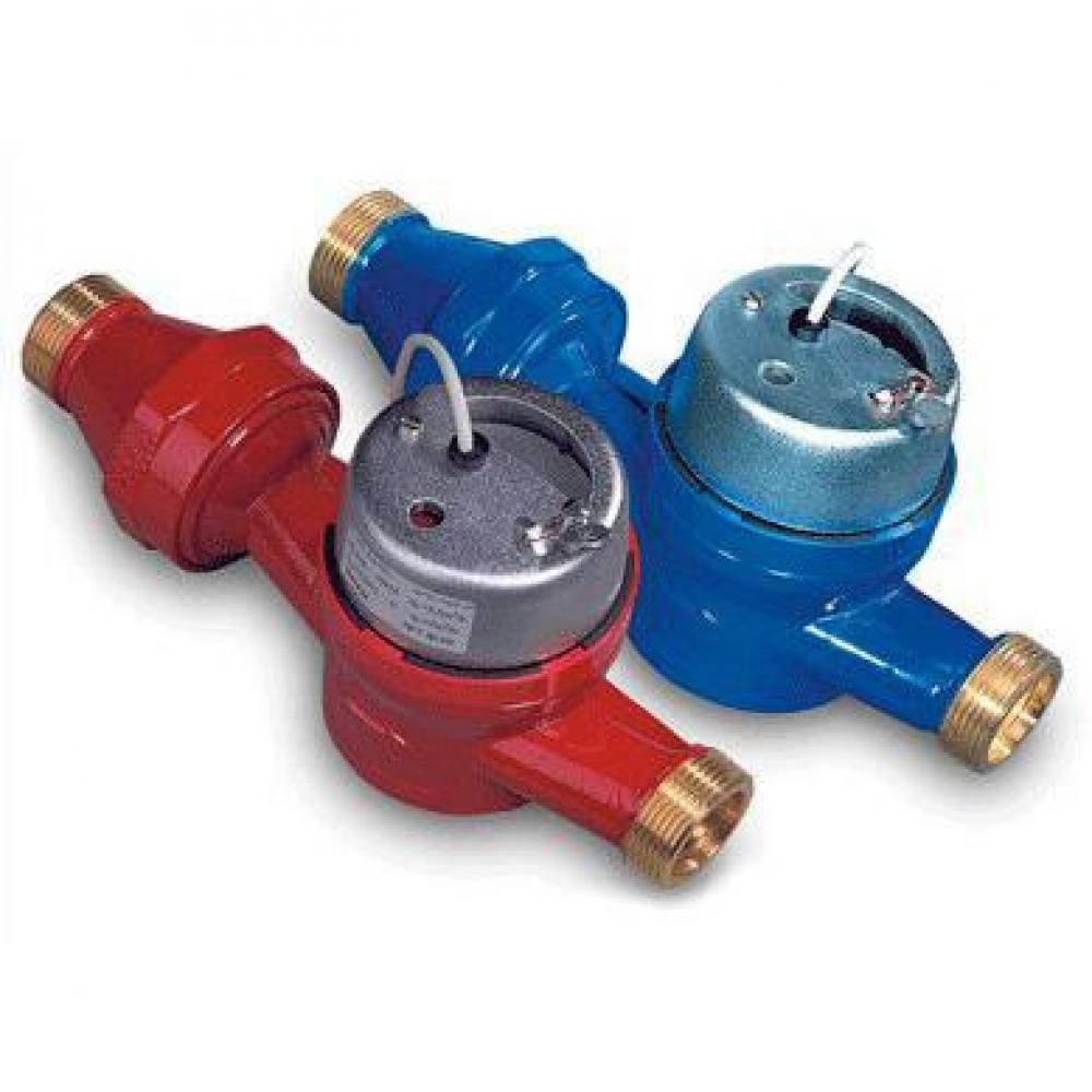 Apator счетчик воды JS-130-3,5, DN=25, Qn=3,5, горячая вода., фото 1