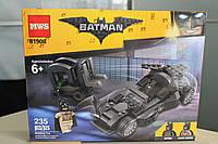 """Конструктор бэтмен аналог lego batman 81908 The Batman Movie """"Проникновение на Бэтмобиле"""""""