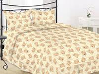 Комплект постельного детского белья бязь - 10-0313 Beige