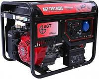 Генератор бензиновый AGT 7201 HSBE TTL