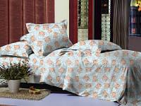 Комплект постельного детского белья бязь - 10-0313 blue
