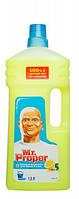 Моющая жидкость Mr.Proper Лимон для полов и стен 1,5 л