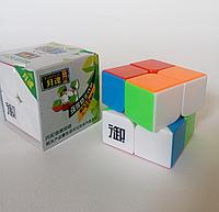 Кубик Рубика 2х2 KungFu Yuehun Color (кубик-рубика)