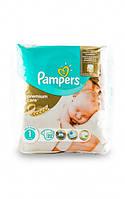 Подгузники Pampers Premium Care New Baby 1 для новорожденных 2-5 кг 22шт