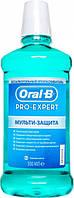 Ополаскиватель для рта Oral-B Pro-Expert Мульти-Защита Свежая Мята 500 мл