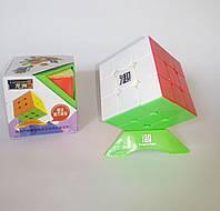 Цветной кубик Рубика 3х3 Kung-Fu Longyuan (кубик-рубика)
