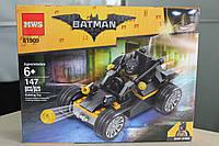 "Конструктор бэтмен аналог lego batman 81909 The Batman Movie ""Погоня на автомобиле"""