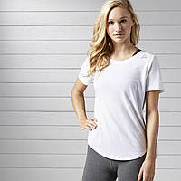 Женская спортивная футболка Reebok Elements, фото 1