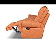 """Стильное кресло-реклайнер """"Sydney"""" (Сидней), фото 3"""
