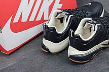 Кроссовки Nike Air presto темно синие с бежевым, 43р, фото 3