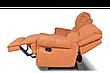 """Мягкое кресло в коже """"Sydney"""" (Сидней) (120 см), фото 4"""