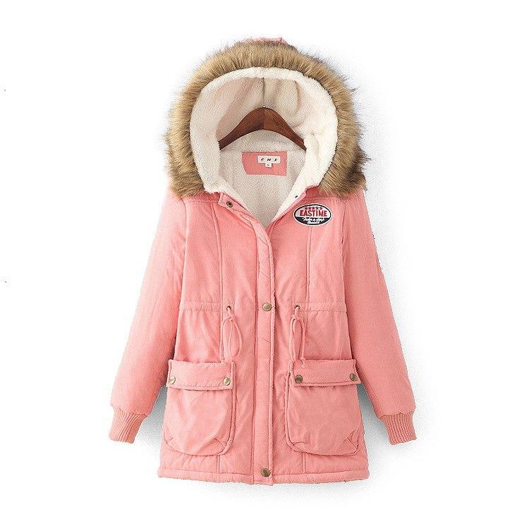 815fce6152a Куртка (парка) женская зимняя