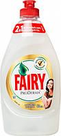 Средство для мытья посуды Fairy ProDerma Алоэ Вера и Кокос 450 мл