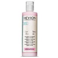 REVLON IHC Шампунь для увлажнения и защиты окрашенных волос COLOR SUBLIME-1250мл