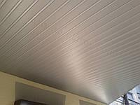 Реечный потолок: металлик, любые размеры