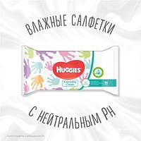 Влажные салфетки Huggies Everyday, 56 шт.