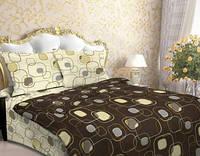 Комплект постельного белья двуспальный бязь  - 4534/1-2 Дуэт
