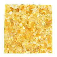 Плитка из янтаря темно-желтая