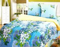 Комплект постельного белья Евро бязь -9600/1 Графский Парк