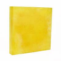 Плитка из янтаря прозрачно-желтая