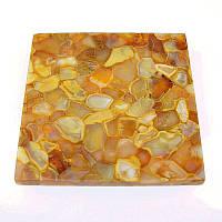 Плитка из янтаря песочная