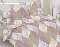 Семейный комплект постельного белья бязь -30-0332 Brown