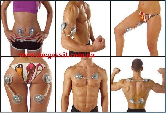 Новый миостимулятор для тела  Джим Форм Дуо (Gym Form Duo)