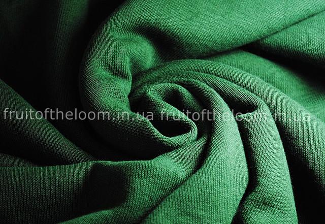 Тёмно-Зелёный мужской классический реглан
