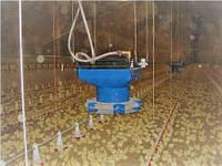 Отопление для птицефермы: Тепловентилятор RMX 93 ACV (Solveno)