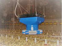 Обогрев для птичника: Тепловентилятор RMX 63 ACV (Solveno)