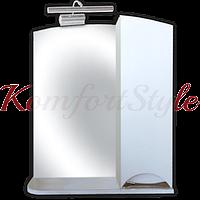 З-10 зеркало Карина в ванную со светом