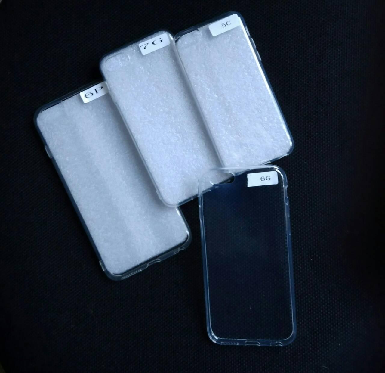 Силиконовый прозрачный чехол на iPhone 6 , оптом