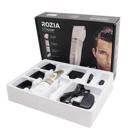 Машинка для стрижки бороды и волос Rozia HQ-2201, фото 2
