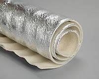 Полотно из вспененного полиэтилена 4мм ламинированное с липким слоем